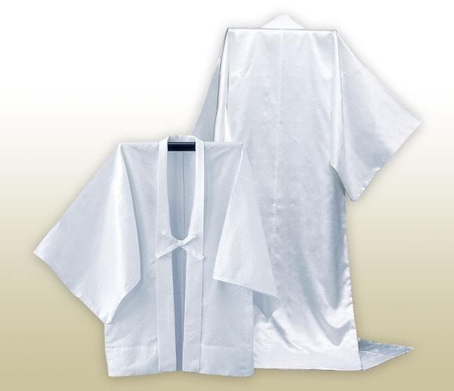 羽織付仏衣 蘭
