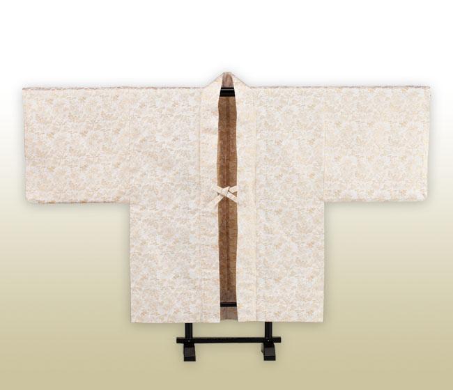 西陣織金襴羽織 ※国産生地使用