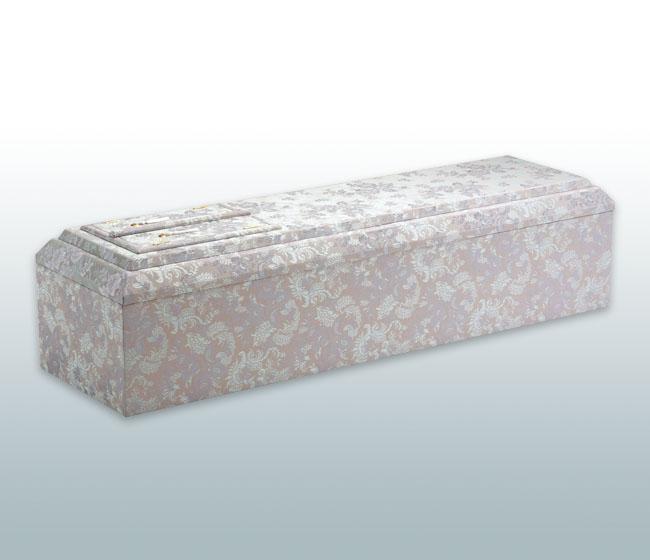 高級布張棺 グレイス