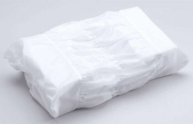 スポンジ枕