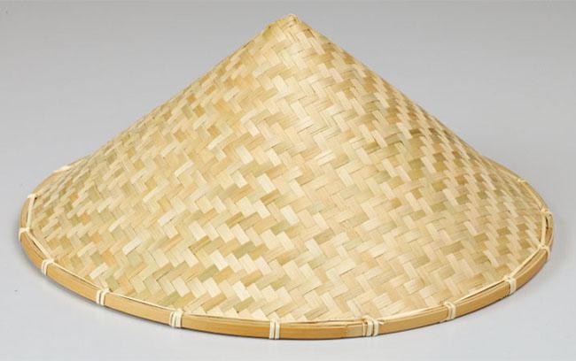 竹製網代笠