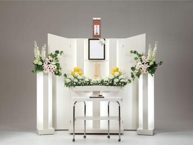 スマート祭壇 ホワイト