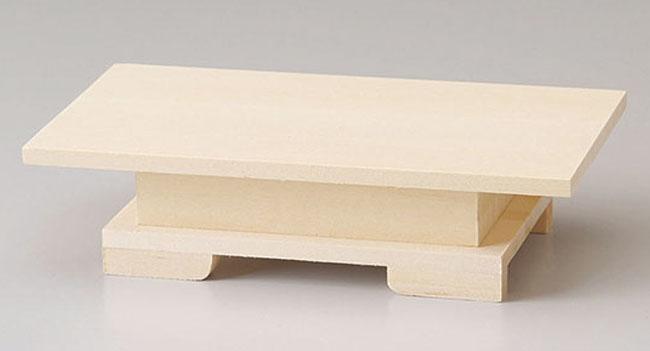 白木位牌台